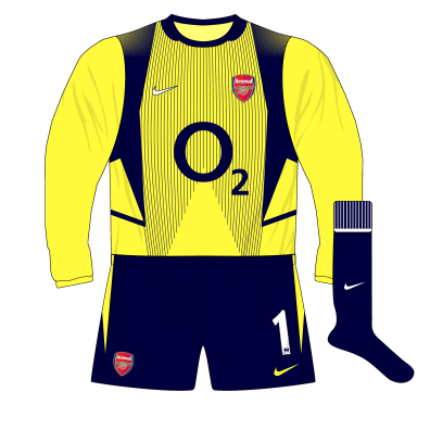 Arsenal-Nike-2002-2003-yellow-goalkeeper-shirt-kit