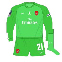 Arsenal-Nike-2013-2014-green-goalkeeper-shirt-kit-Fabianski-cup-final-Hull-01