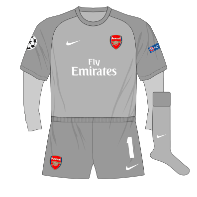 Arsenal-Nike-2013-2014-grey-goalkeeper-shirt-kit-Szczesny-Bayern-01