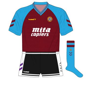 Aston-Villa-1989-1990-hummel-home-shirt-away-black-shorts-Forest-01