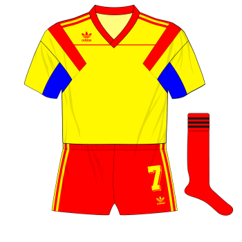 Romania-adidas-1990-home-World-Cup-red-shorts-01