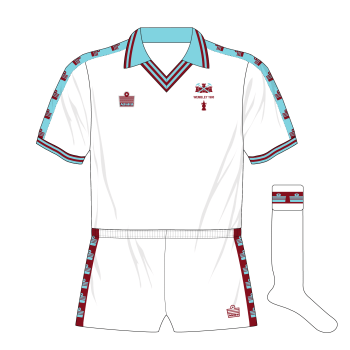 huge selection of 026c2 eb247 Midweek Mashup – West Ham United, 1980 – Museum of Jerseys