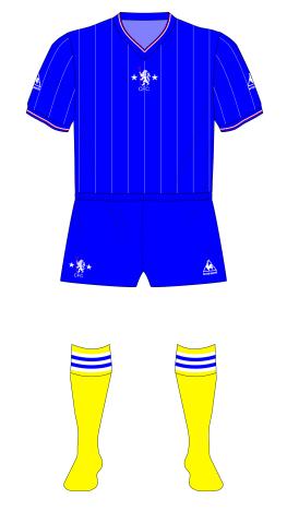 Chelsea-1981-1983-Le-Coq-Sportif-home-jersey-shirt-yellow-shirts