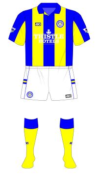 Leeds-United-1993-1994-asics-away-kit-white-shorts-Spurs-01
