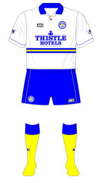 Leeds-United-1993-1994-asics-home-kit-blue-shorts-yellow-socks-Everton-01