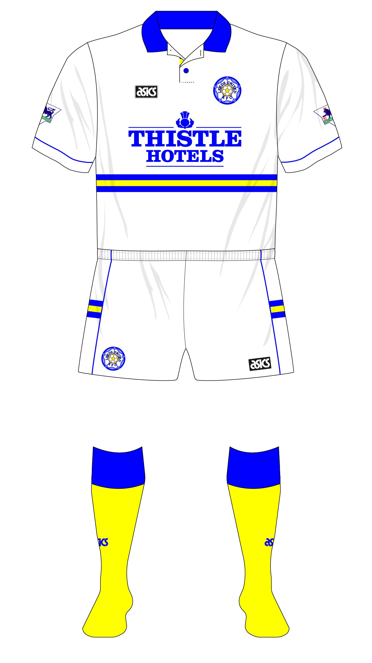 Leeds-United-1993-1994-asics-home-kit-yellow-socks-Chelsea-01