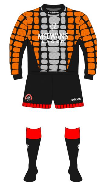 Rangers-1994-1995-adidas-away-goalkeeper-shirt-orange-Goram-01