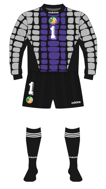 9098bacd9a0ea The evolution of adidas goalkeeper shirts – Part 9 – Museum of Jerseys