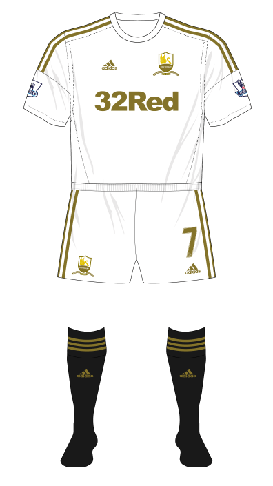 Swansea-City-2012-adidas-alternative-home-kit-black-socks-Arsenal-01