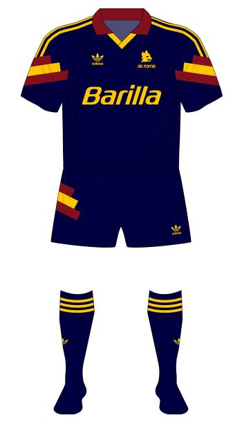 maglia roma adidas