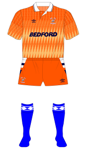 Luton-Town-1989-1990-Umbro-third-kit-blue-socks-QPR-01