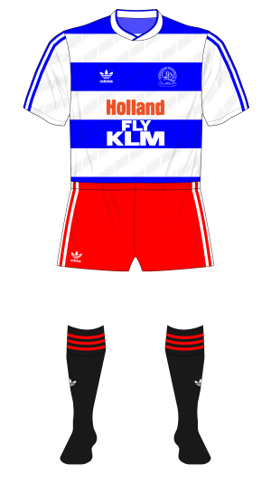 QPR-adidas-1987-1988-home-shirt-red-short-black-socks-Spurs-01
