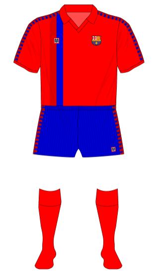 Barcelona-1990-1991-Meyba-camiseta-roja-Fram-Reykjavik-01