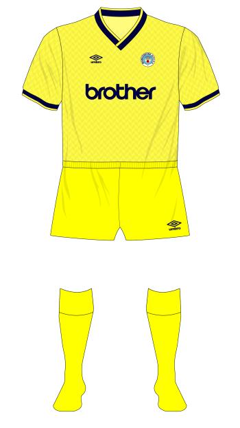 best service b80a0 a08a8 The one-offs – Manchester City third kit, 1989-90 – Museum ...