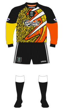 Liverpool-1995-1996-adidas-goalkeeper-shirt-yellow-orange-David-James-black-Carlsberg-01