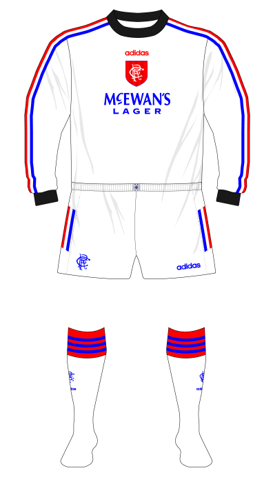 Rangers-1996-1997-adidas-goalkeeper-white-Goram-white-shorts-01