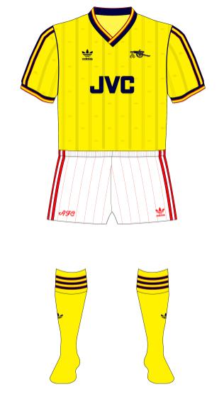 Arsenal-1986-1988-adidas-away-kit-white-shorts-Southampton-Shearer-debut-hat-trick-01