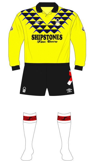 Nottingham-Forest-1991-1992-Umbro-goalkeeper-shirt-Crossley-yellow-01
