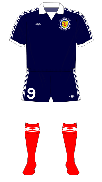 Scotland-1978-Umbro-home-kit-navy-shorts-Peru-01
