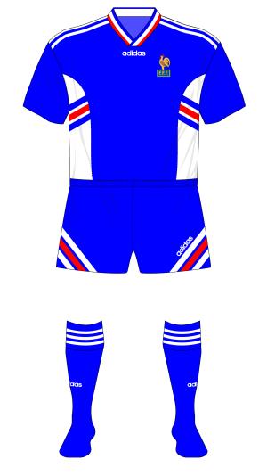France-espoirs-1996-adidas-Maillot-blue-shorts-socks-Israel-01