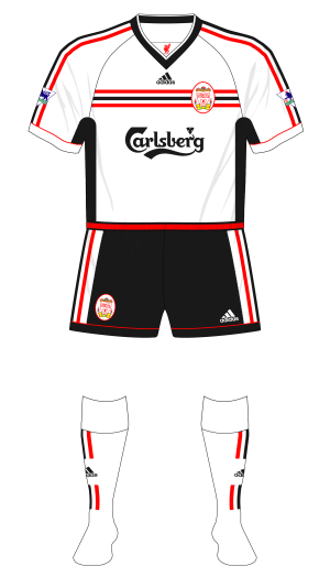 outlet store 5a128 a644d Fantasy Kit Friday – Liverpool's 'lost years' with adidas ...