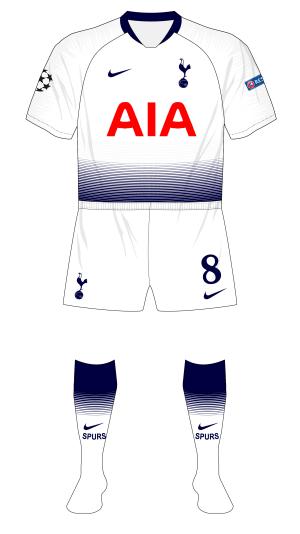 Tottenham-Hotspur-Spurs-2018-2019-Nike-home-Champions-League-white-shorts-01