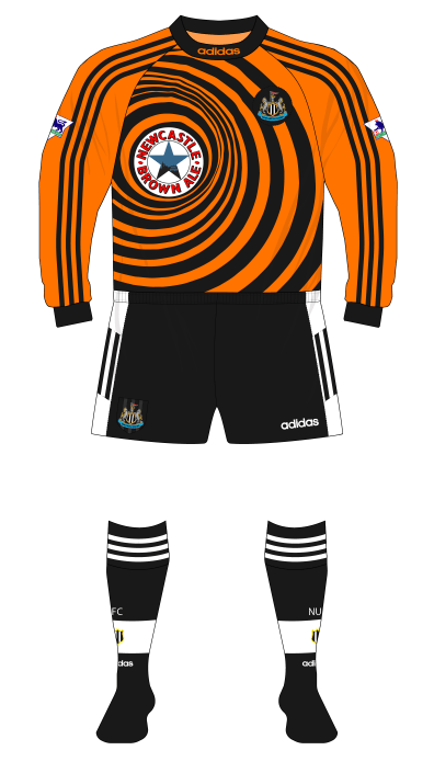 Newcastle-United-1997-1998-adidas-orange-goalkeeper-spiral-Hislop-01
