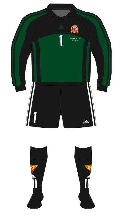 Spain-1998-adidas-camiseta-portero-Zubizarreta-green-01
