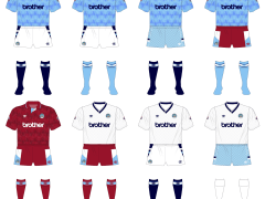 10711b210 Season in kits – Manchester City, 1990-91
