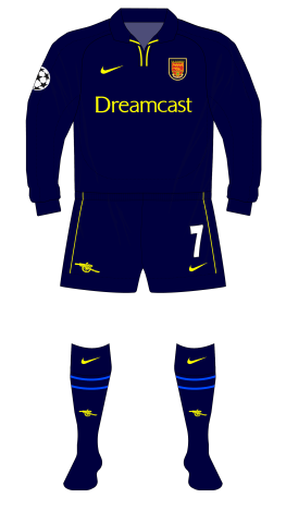 Arsenal-2000-2001-Nike-third-kit-Spartak-Moscow-01
