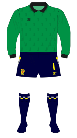 Scotland-1990-Umbro-goalkeeper-green-teamwear-Goram-Romania-01