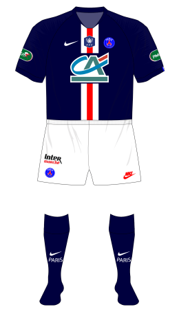 Paris-Saint-Germain-2019-2020-Nike-Coupe-de-France-white-shorts-Lorient