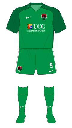 Cork-City-2017-Nike-home-green-shorts-Europa-League-01