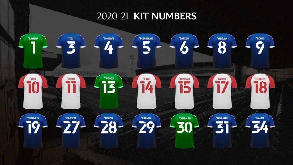 Oldham numbers