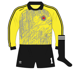 adidas-Yugoslavia-yellow-goalkeeper-shirt-1990-World-Cup-Ivkovic