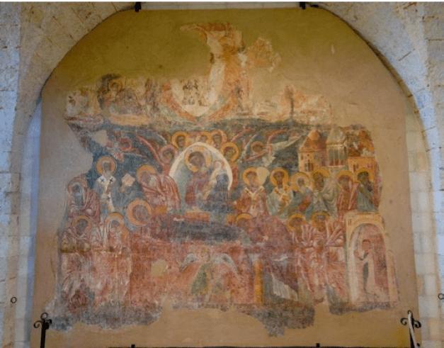 FOHP project Abbey di Cerratte 2014