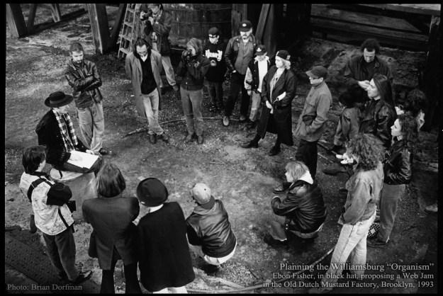 Organism circle - Ebon Fisher - Yale Radio 2