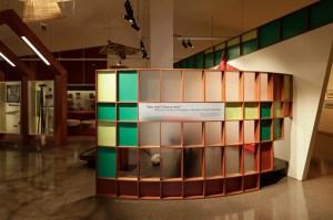 COPYRIGHT RICHARD WOTTON - Patea Museum interior 11