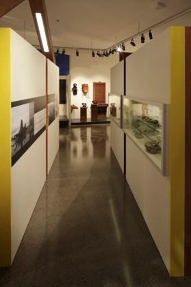 COPYRIGHT RICHARD WOTTON - Patea Museum interior 19