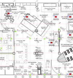 fd electrical plan  [ 1829 x 1367 Pixel ]