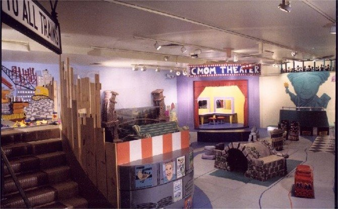 "Children's Museum of Manhattan, ""Just Off Broadway"""
