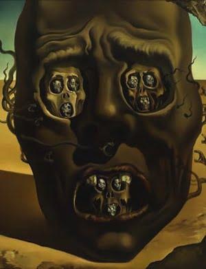Le Visage De La Guerre : visage, guerre, Museum, Boijmans, Beuningen, Presents, Surrealism, Dalí, Rotterdam, Publicity
