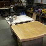Frankl Sinatra Table Restoration 07
