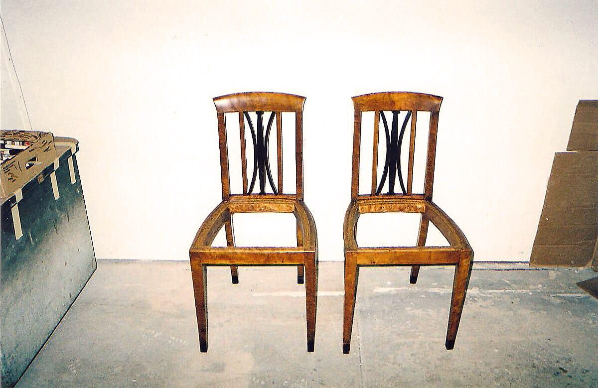 Rancho Mirage Furniture Repairs   Biedimeyer Chairs