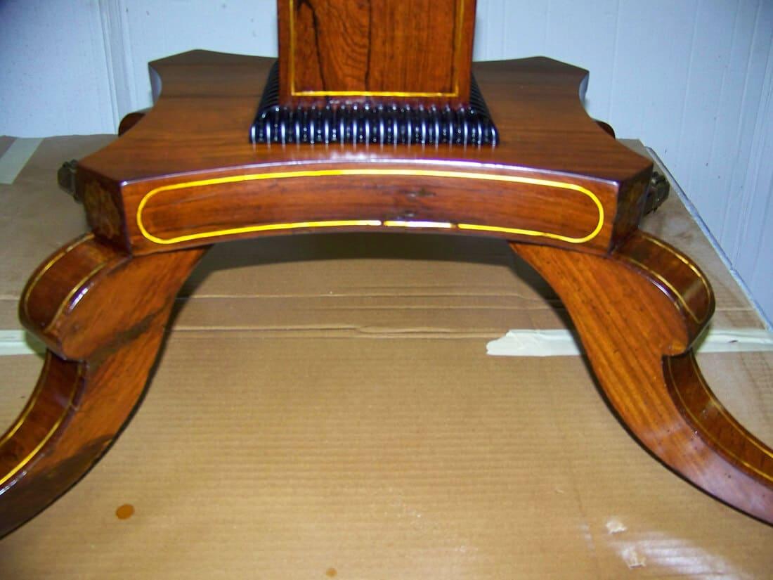 Coachella Valley Furniture Restoration - Regency Table | Museum ... | furniture coachella valley