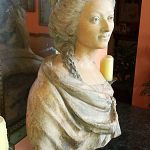 terracotta bust palm desert restoration