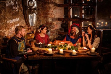 Medieval Dishes Similar to Contemporary Food