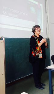 Libby Robin welcome the workshop participants