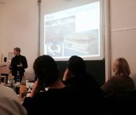 Jennifer Martin presents on the Anthropocene and energy in Alberta