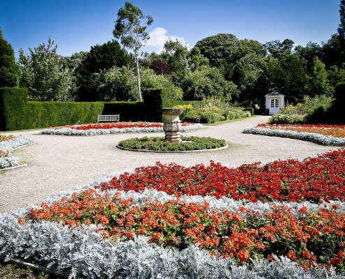 Grounds and gardens at Lotherton